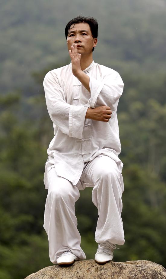 李体育_李体育第12代陈式中华太极拳传承网Tai