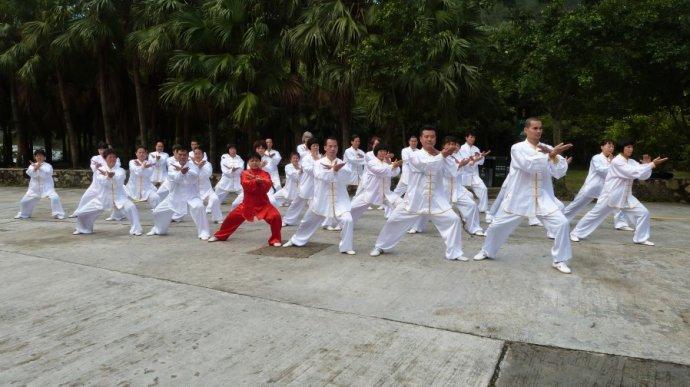 太极拳视频 简述初学太极拳的基本练习步骤